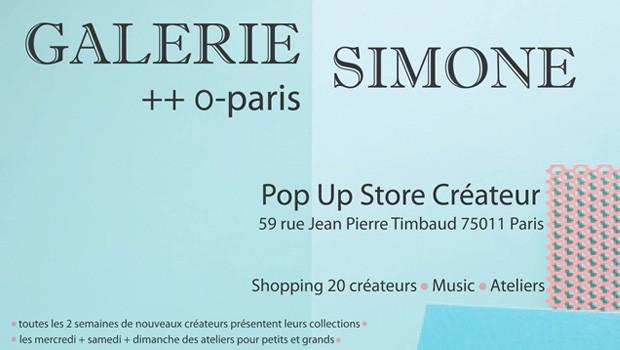 Vente Éphémère à Paris du 9 au 20 Avril