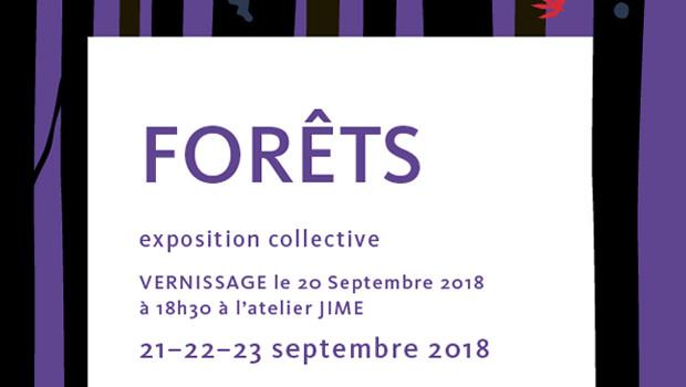 FORÊT NOIRE // Atelier Jime