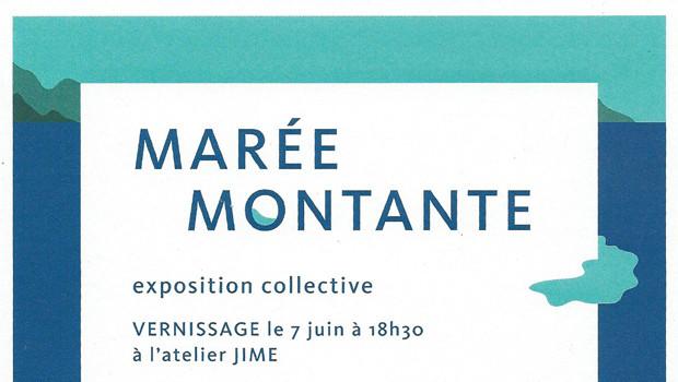 MARÉE MONTANTE // ATELIER JIME