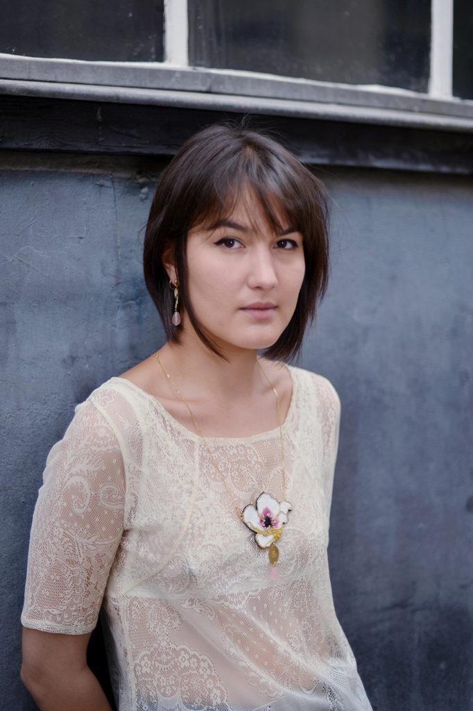 portrait Inès Carratié